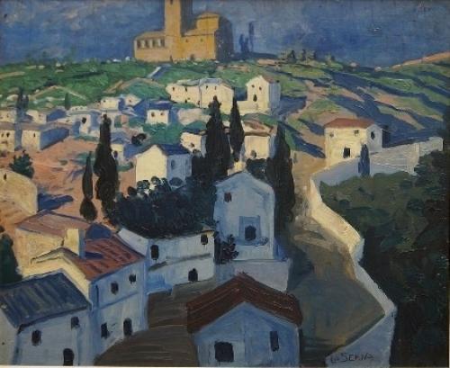 Ismael de la Serna (1898-1968)