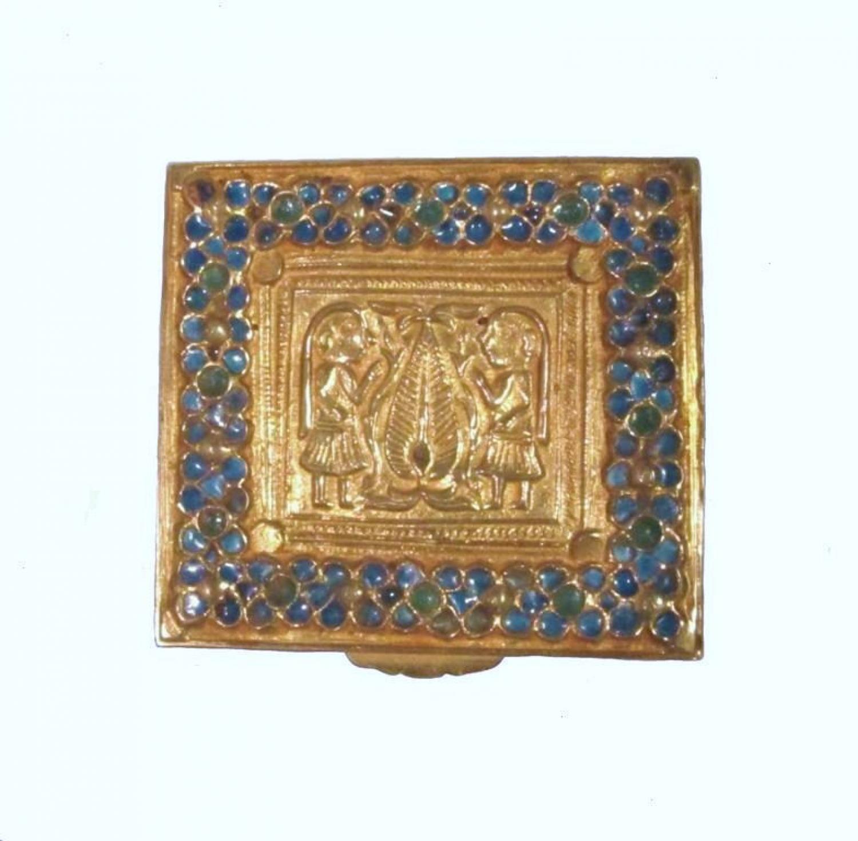 Line Vautrin Adam & Eve Trinket Box