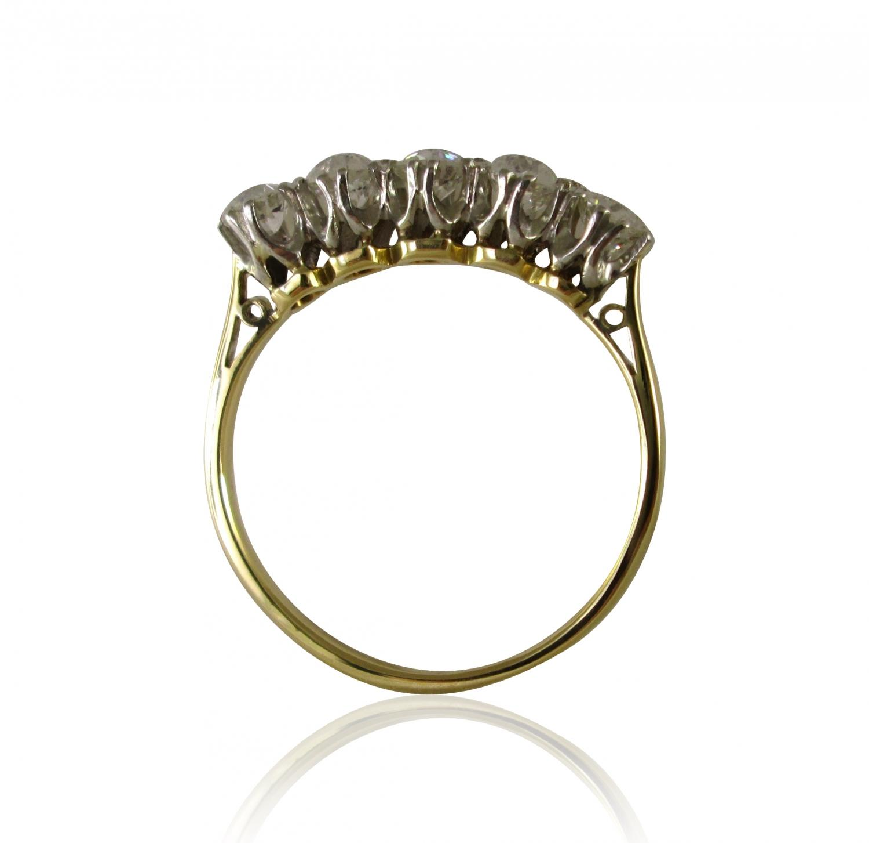 1920's Diamond Ring