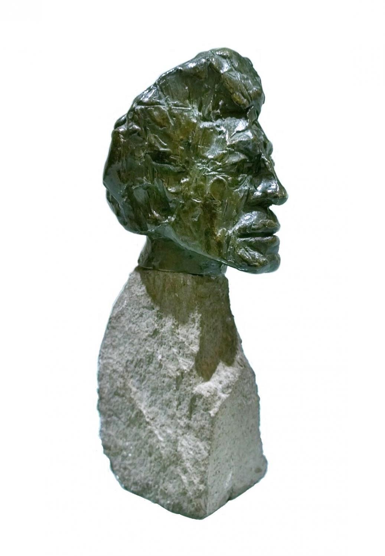 Louis Chavignier (1922 - 1972) Giacometti