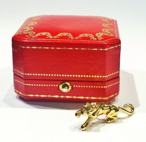 Cartier Panther Pin