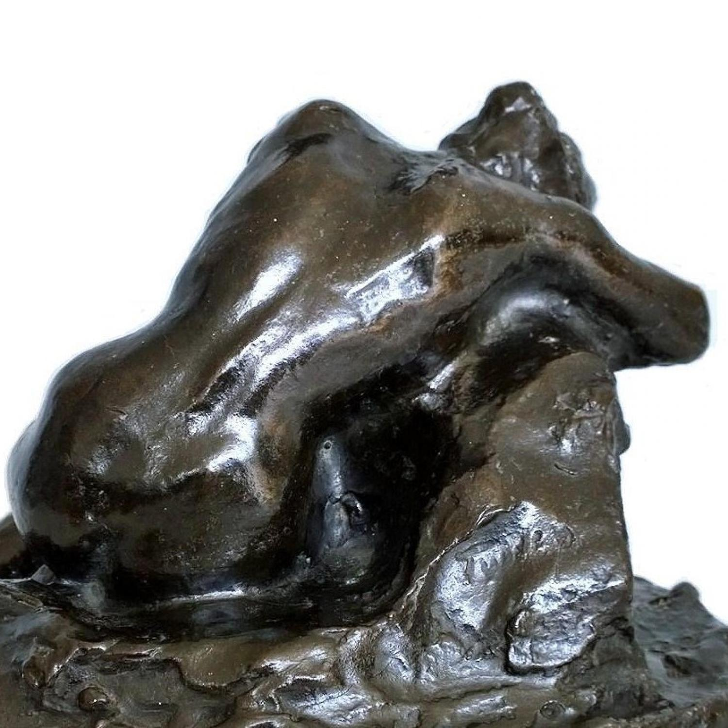 John Tweed bronze sculpture