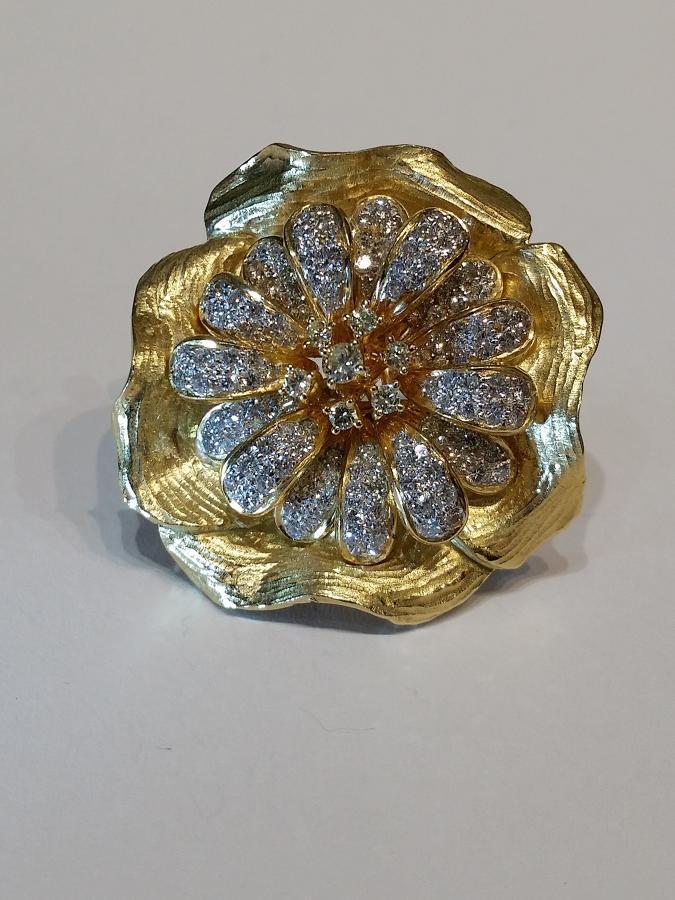 Brooch pendant by Boris-Lebeau