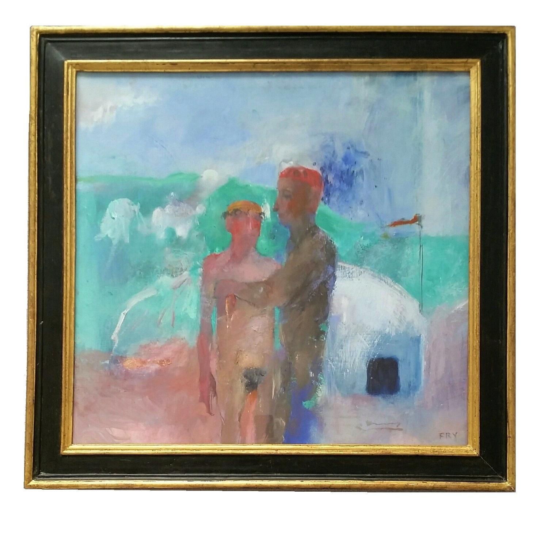 Anthony Fry (1927-1916)