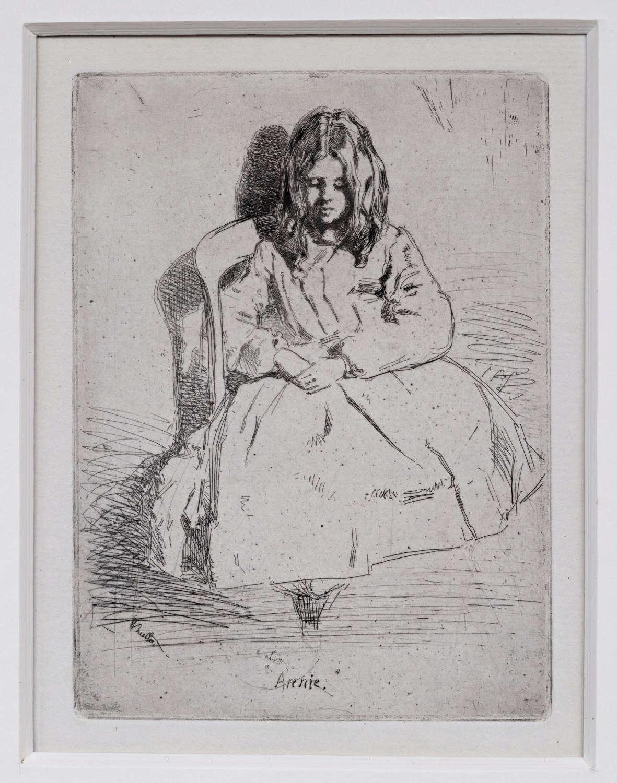 James Abbott McNeil Whistler (1834-1903)